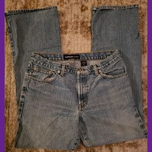 Express junior size /10 jeans